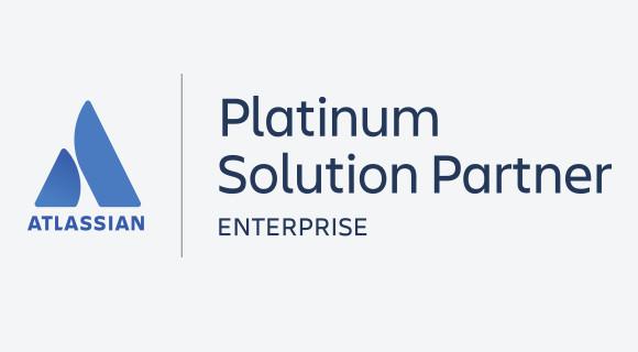 Atlassian Platinum Solution Partner - Enterprise